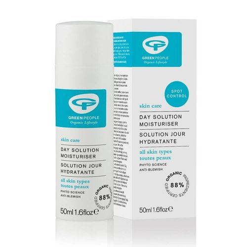 Green People Day Solution Moisturiser SPF15