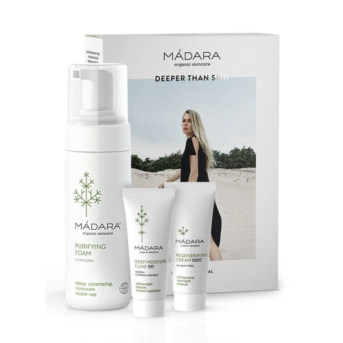 Madara Become Organic Deep Moisture Starter Set
