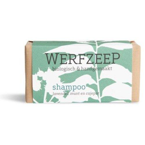 Werfzeep Shampoo Bar