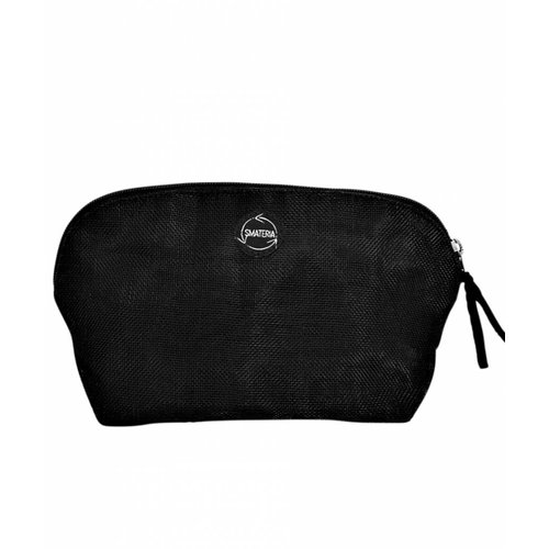Smateria Recycled Toilet Bag Markup S - Black