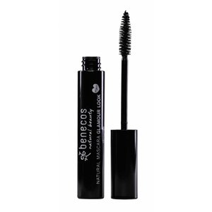 Benecos Vegan Mascara Glamour Look - Ultimate Black