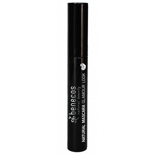 Benecos Natuurlijke Mascara Glamour Look - Ultimate Black