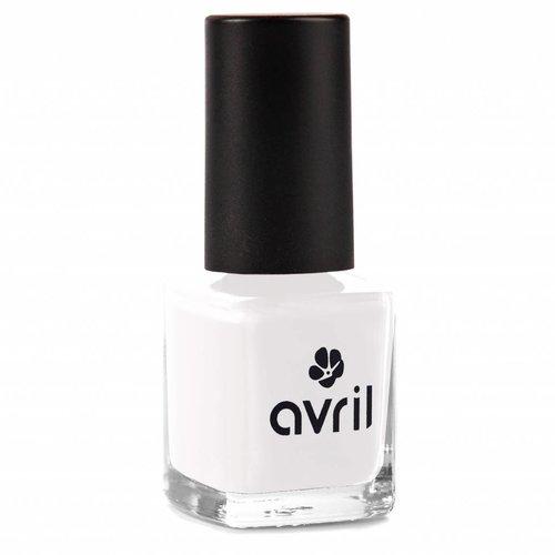 Avril Vegan Nagellak - French Blanc