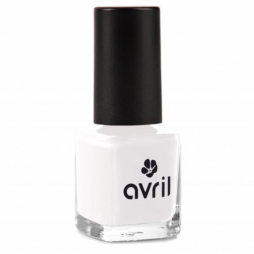 Avril Vegan Nagellak - French Blanc