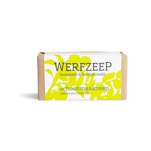 Werfzeep Cleaning Soap Bar