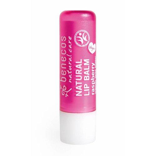 Benecos Natural Lip Balm - Raspberry