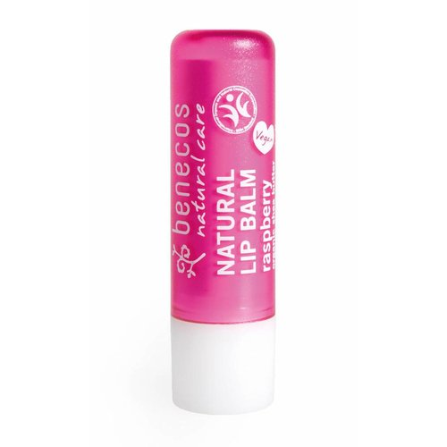 Benecos Natural Lip Balm - Raspberry