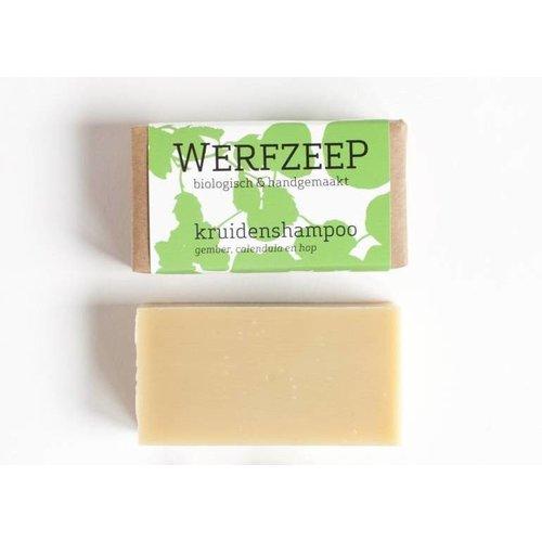 Werfzeep Shampoo Bar - Kruidenshampoo