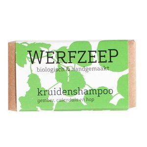 Werfzeep Shampoo Blok - Kruidenshampoo
