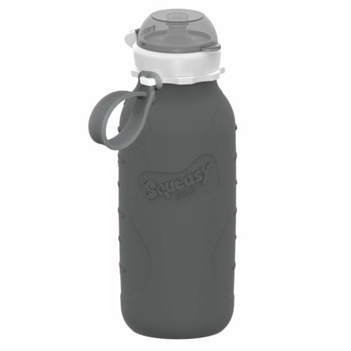 Squeasy Gear Knijpfles 480ml - Gray