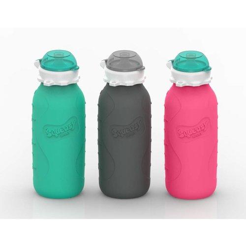 Squeasy Gear Sport Bottle Aqua 440 ml - Gray