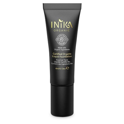 Inika Liquid Foundation with Hyaluronic Acid - Mini