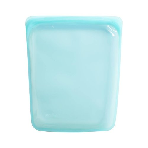 Stasher Herbruikbare Zak Large - Aqua