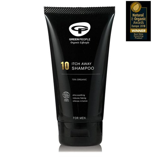 Green People Organic Homme No. 10 Itch Away Shampoo