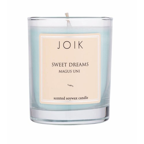 Joik Scented Soywax Candle- Sweet Dreams