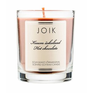 Joik Natural Scented Candle - Hot Chocolate