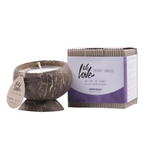 We Love The Planet Natural Scented Candle - Charming Chestnut