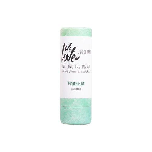We Love The Planet Natuurlijke Deodorant Stick - Mighty Mint