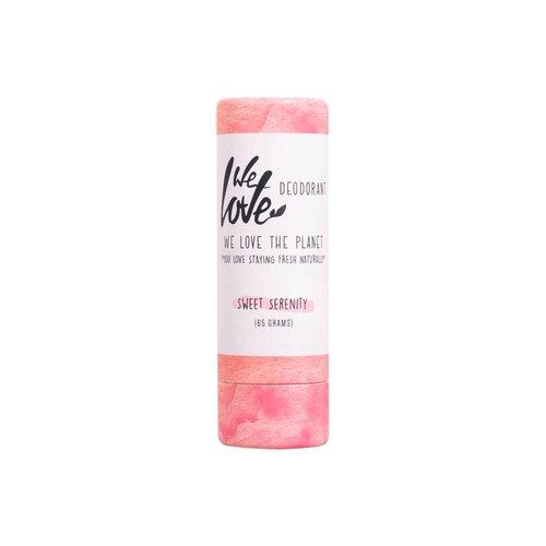 We Love The Planet Natuurlijke Deodorant Stick - Sweet Serenity
