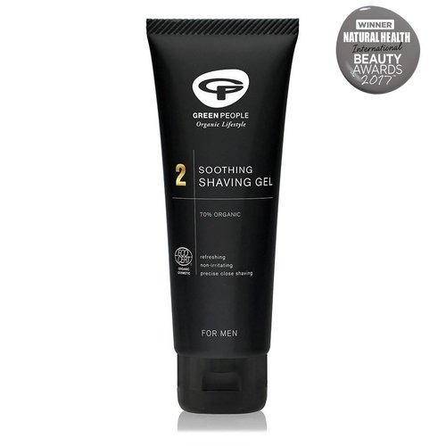 Green People For Men - No. 2 Soothing Shaving Gel