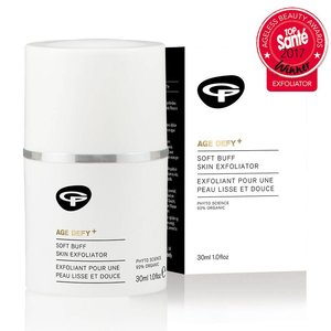Green People Age Defy Soft Buff Skin Exfoliator (Anti-Age)