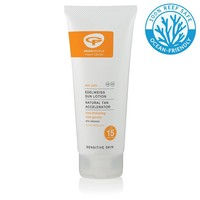 Sun Lotion With Tan Accelerator – SPF15 (200ml)