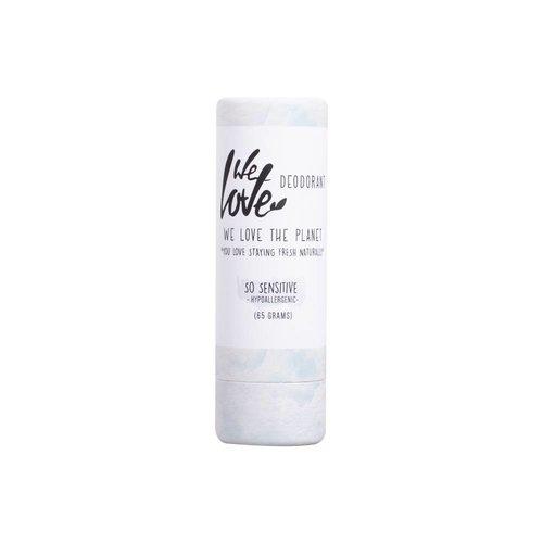 We Love The Planet Natural Deodorant Stick - So Sensitive