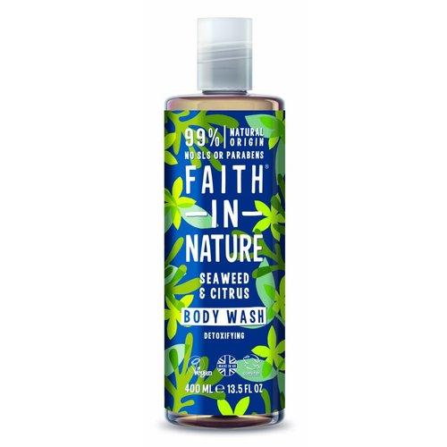 Faith In Nature Body Wash Seaweed & Citrus (400ml)