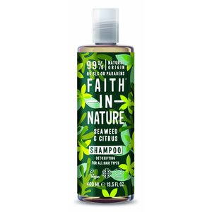 Faith In Nature Shampoo Seaweed & Citrus (400ml)