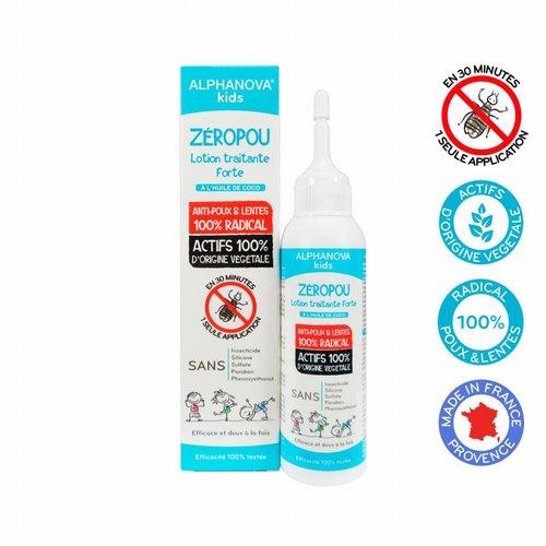 Alphanova Kids Organic Zeropou Anti Lice Treatment