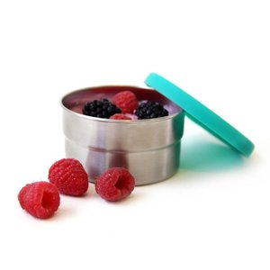 Blue Water Bento Stainless Steel Snackbox - Seal solo cup