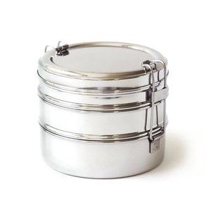 Eco Lunchbox Stainless Steel Tri Bento Lunchbox