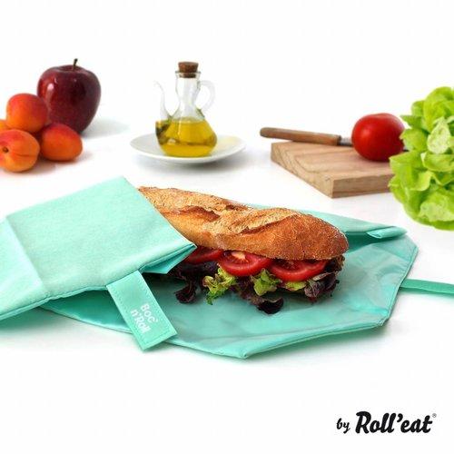 Roll'Eat Boc'n'Roll Foodwrap  - Nature Mint