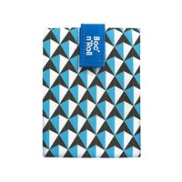 Boc'n'Roll Foodwrap - Tiles Blue