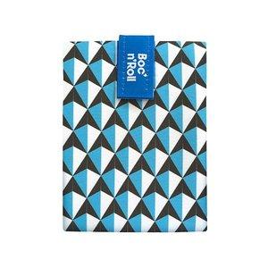 Roll'Eat Boc'n'Roll Food Wrap - Blue Tiles