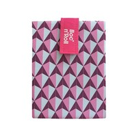 Boc'n'Roll Foodwrap - Tiles Pink