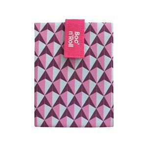 Roll'Eat Boc'n'Roll Food Wrap - Pink Tiles
