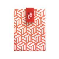 Boc'n'Roll Foodwrap - Tiles Red