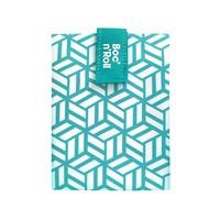Boc'n'Roll Foodwrap - Tiles Green