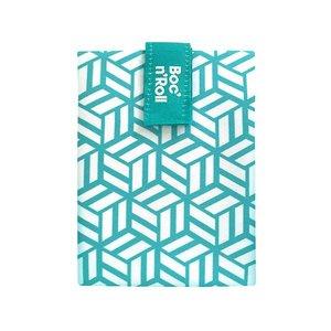 Roll'Eat Boc'n'Roll Food Wrap - Green Tiles