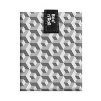 Boc'n'Roll Foodwrap - Tiles Black