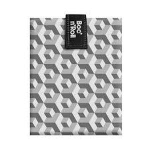 Roll'Eat Boc'n'Roll Food Wrap - Black Tiles