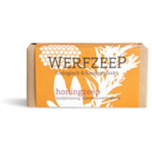 Werfzeep Honey Soap