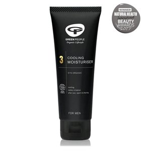 Green People For Men - No. 3 Cooling Moisturiser