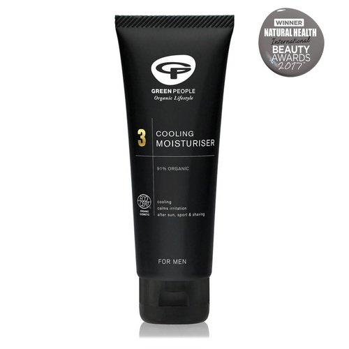 Green People Organic Homme No. 3 Cool Down Moisturiser