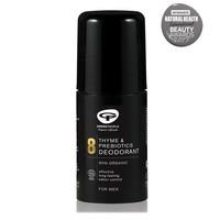 For Men - No. 8 Thyme & Prebiotics Deodorant