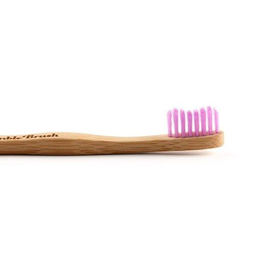 Humble Brush Bamboe Tandenborstel Kind - Paars