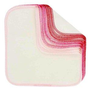 ImseVimse Wasbare Make Up Doekjes - Pink Trim