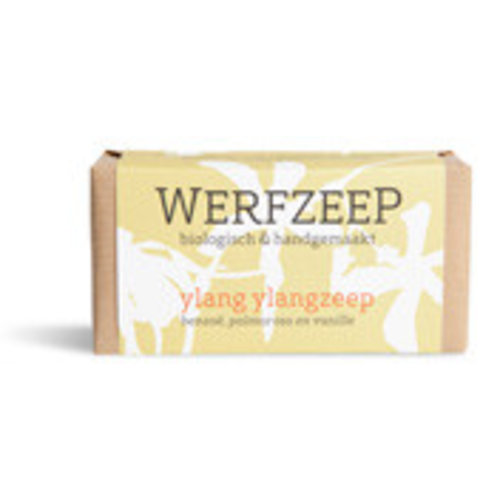 Werfzeep Ylang Ylang Zeep