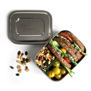 Made Sustained Stainless Steel Lunchbox Medium Trio